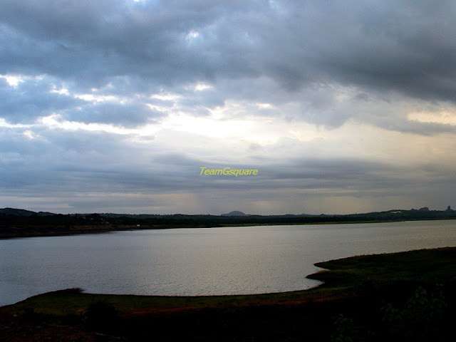 Kanva Dam near Bangalore