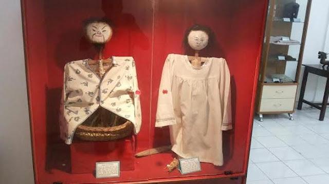 museum santet mengerikan dan menyeramkan