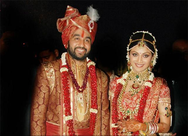 Shilpa Shetty Raj Kundra Wedding Photos1