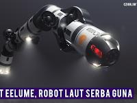 Robot Eelume, Robot Laut yang Miliki Kemampuan Serba Guna