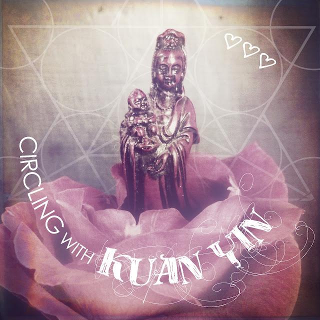 Circling with Kuna Yin