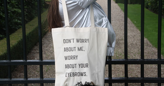 A bag that speaks for you...