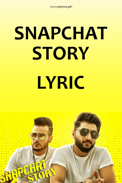 Snapchat Story Song Lyric | Bilal Saeed | Romee Khan | Video