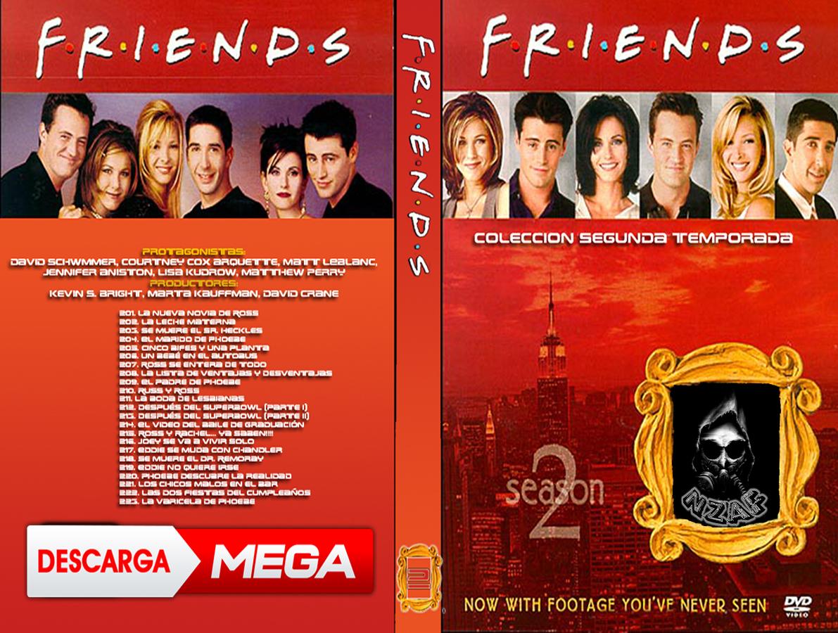Nzaf Descargar Todas Las Temporadas De La Serie Friends Dual Español Latino Inglés Con Subtitulos Hd Mega