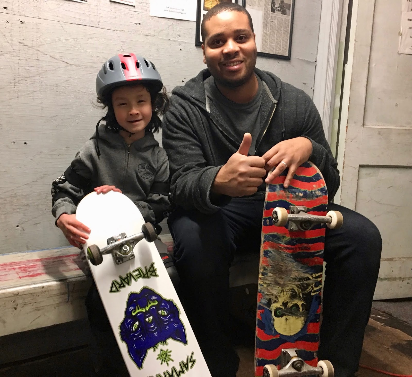 Love That Max : The perks of skateboarding for kids with autism
