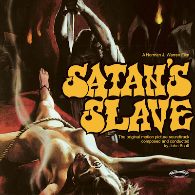 John Scott - Satan's Slave OST Moscovitch Music  reissue 2016