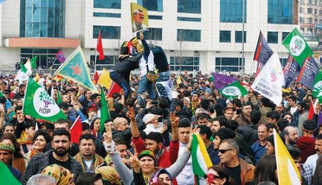 Ολοταχώς προς την ίδρυση του κουρδικού κράτους!