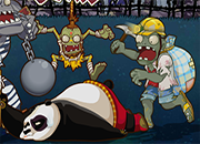 Panda Vs Zombies [new version]