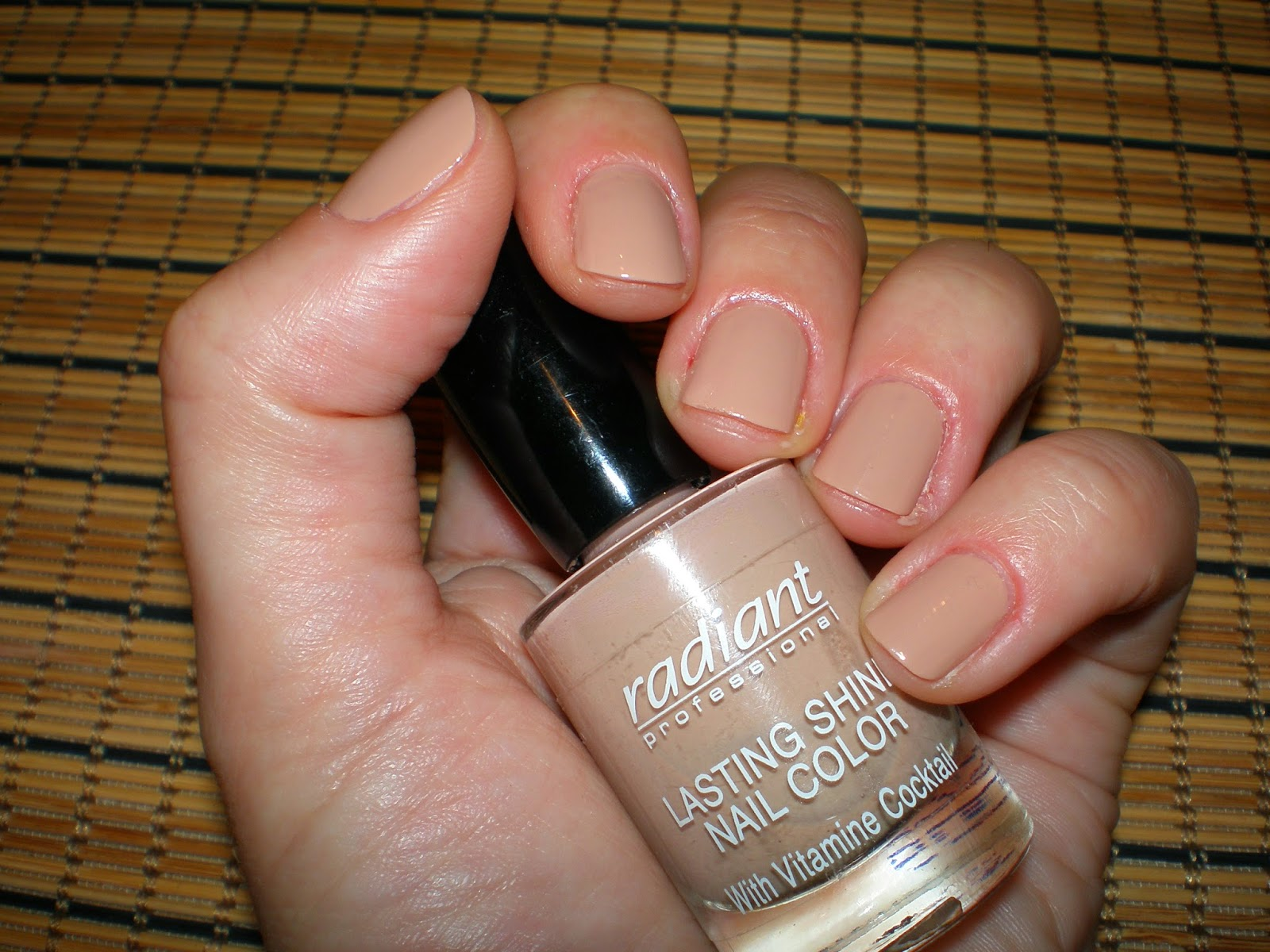 Radiant professionel lasting shine nail color, no 175