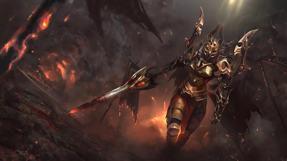 Legion Commander, Dota 2, 4K, #5.2068