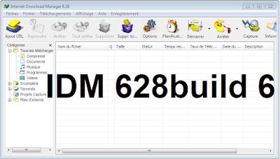 تحميل وتفعيل برنامج  Internet Download Manager IDM 628 build 6 + Patch
