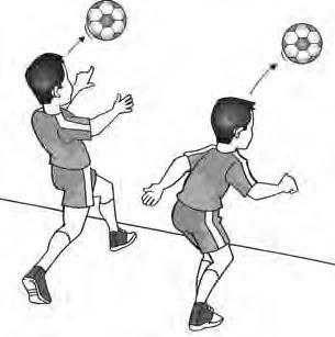 Teknik Heading Sepakbola.