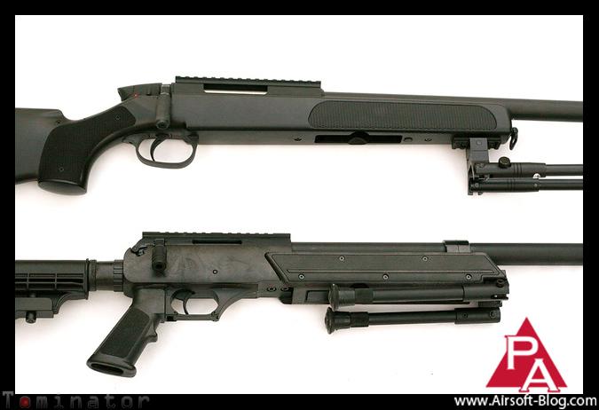 Pyramyd Airsoft Blog: Airsoft Sniper Rifles - Deals on Distance