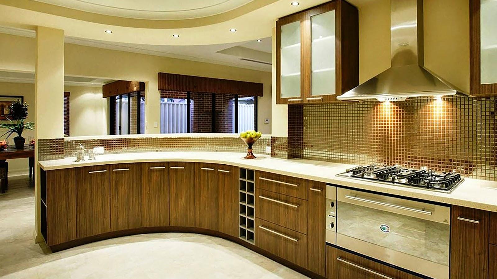 Küche American Style – Wohn-design