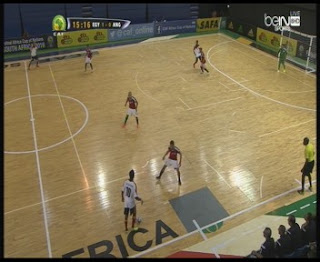 نتيجة مباراة مصر وأنجولا 4-2 على الجوال و يوتيوب فى بطولة كأس امم افريقيا للمنتخبات داخل الصالات,