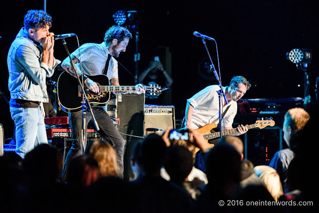 Frank Turner and The Sleeping Souls at Massey Hall on November 4, 2016 Photo by John at  One In Ten Words oneintenwords.com toronto indie alternative live music blog concert photography pictures