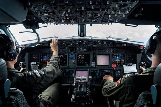 Các phi công Mỹ