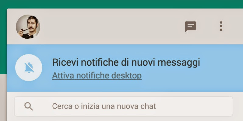 Come attivare WhatsApp Web su Samsung Galaxy S7