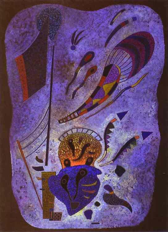 Vasilij Vasiljevič Kandinski - Page 4 Wassily+Kandinsky+-+Tutt%2527Art%2540+%252873%2529
