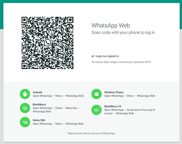 WhatsApp Web como funciona y que necesitas para usarlo