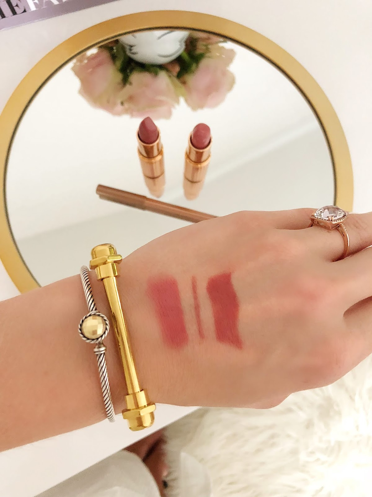 Nordstrom Anniversary Sale 2018 Charlotte Tilbury Pretty Pink Lipstick Set - Something Delightful Blog