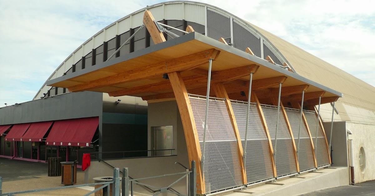 chm architectes chantier patinoire de clermont ferrand 63. Black Bedroom Furniture Sets. Home Design Ideas