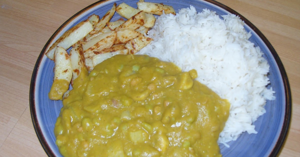 Slimming World Recipes Mushy Pea Curry Syn Free