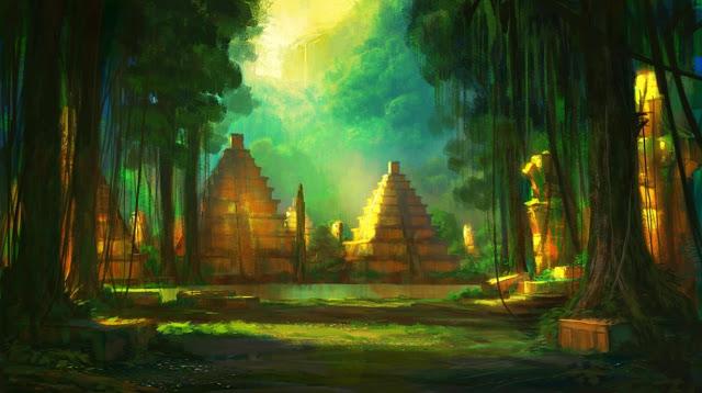 Ζ: Η Χαμένη Αρχαία ελληνική Πόλη στον Αμαζόνιο