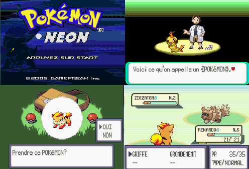 Pokemon Neon