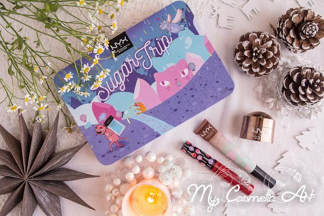 ¡Navidad en NYX! Colección Lillypore.