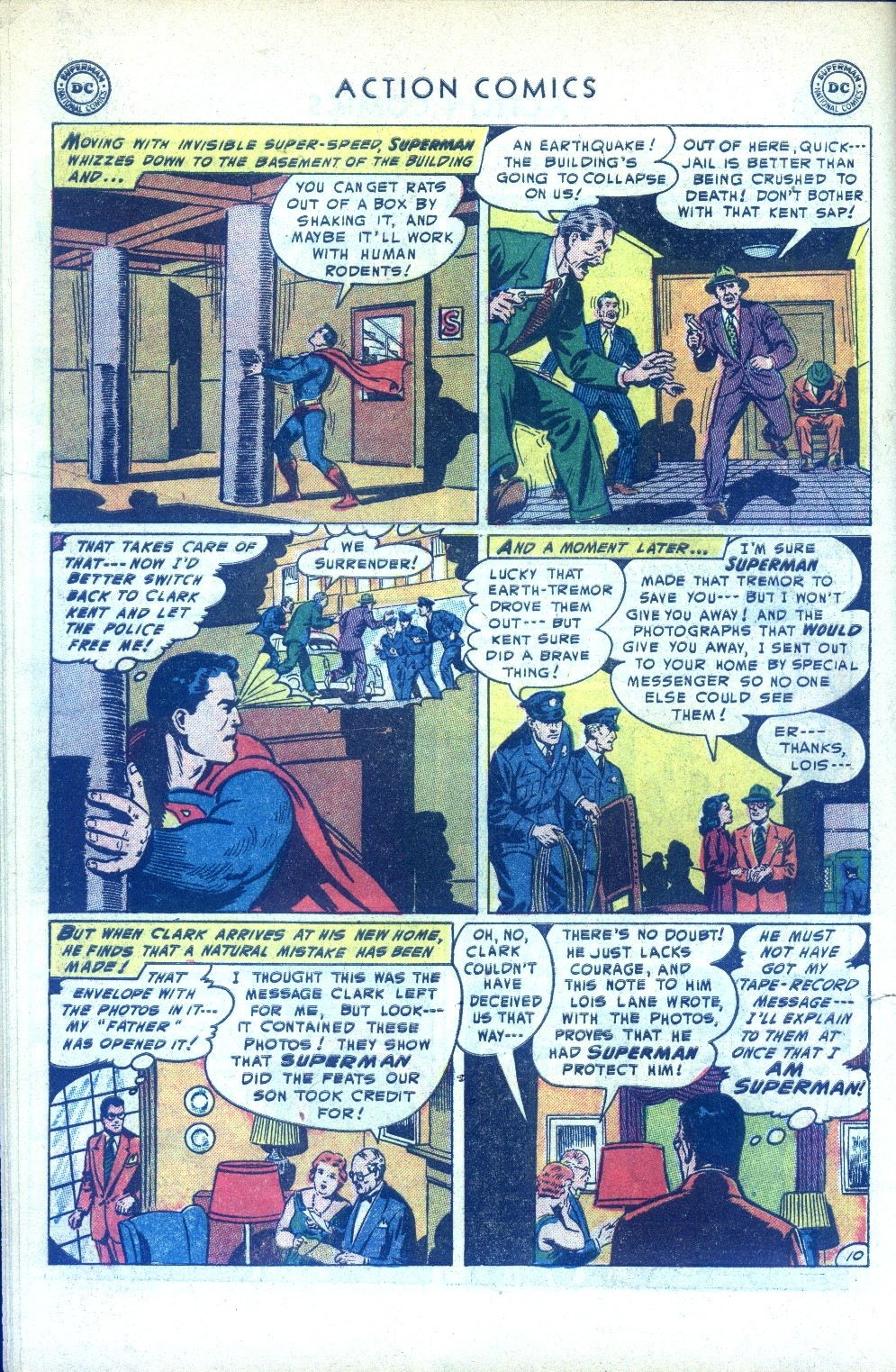 Read online Action Comics (1938) comic -  Issue #189 - 12