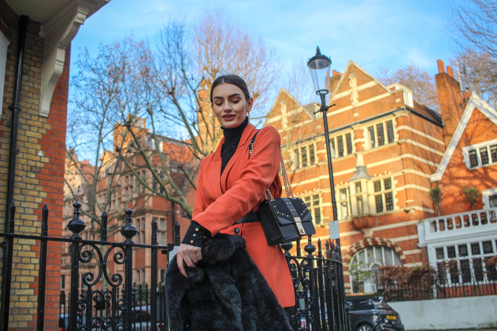 winter outfit inspiration london street style