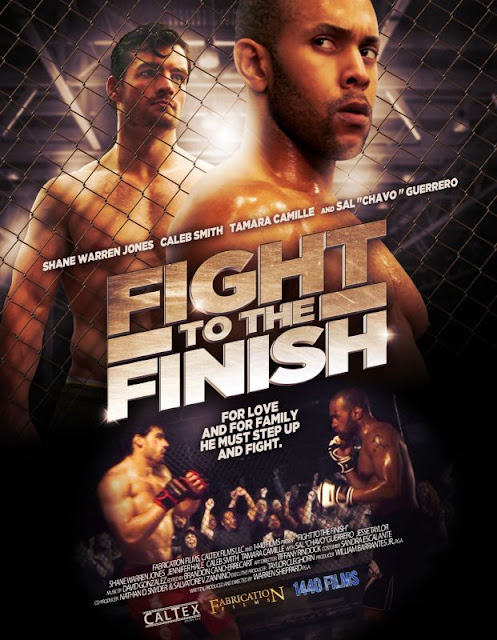 Poster Fight to the Finish 2016 Dual Audio Movie Download