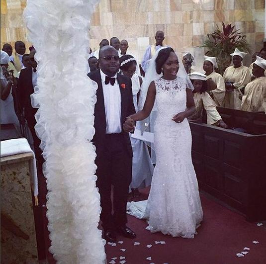 andrew esiri wedding