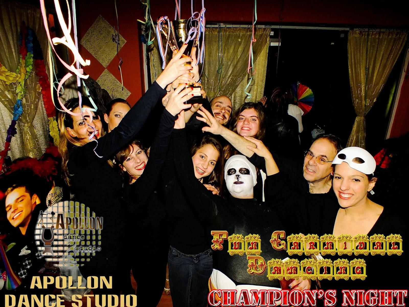 4da9dc2194 Apollon dance studio  ΝΙΚΗΤΡΙΑ ΣΧΟΛΗ - Fun Carnival Dancing 2015!!!