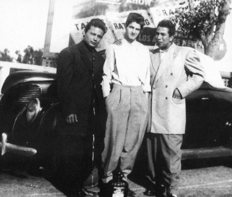 Zoot Suit Riot (song)