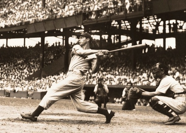 Joe DiMaggio 15 May 1941 worldwartwo.filminspector.com