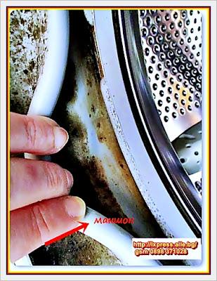 Докато извършвам  ремонт на повредена пералня, се случва да ме попитат как да премахнат неприятната миризма, която идва от тях и на какво се дължи този дразнещ обонянието лъх.