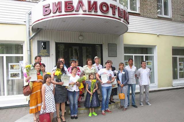 Победители конкурса «Посадская лира» 19 июня 2016 года Сергиев Посад