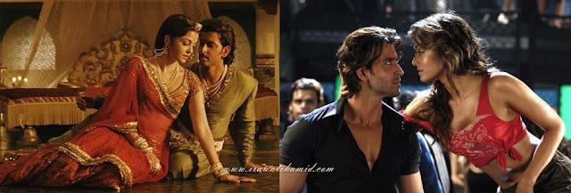 pasangan selebriti bollywood favorit Hrithik Roshan & Aiswarya Rai