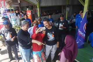 Sabtu, Roadshow Luthfi Dijadwalkan Tiba di Palopo