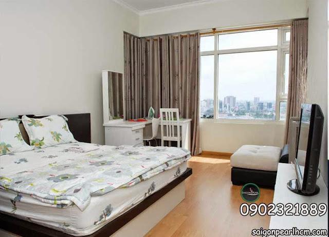 Saigon Pearl apartment bedroom