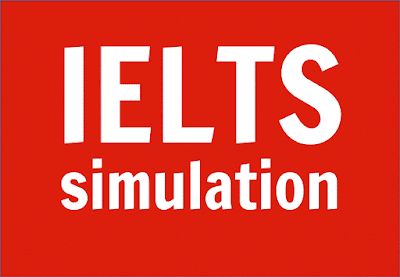 IELTS simulation test with answers
