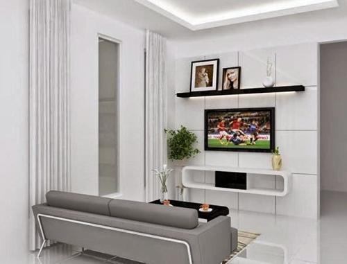 konsep desain interior rumah minimalis modern