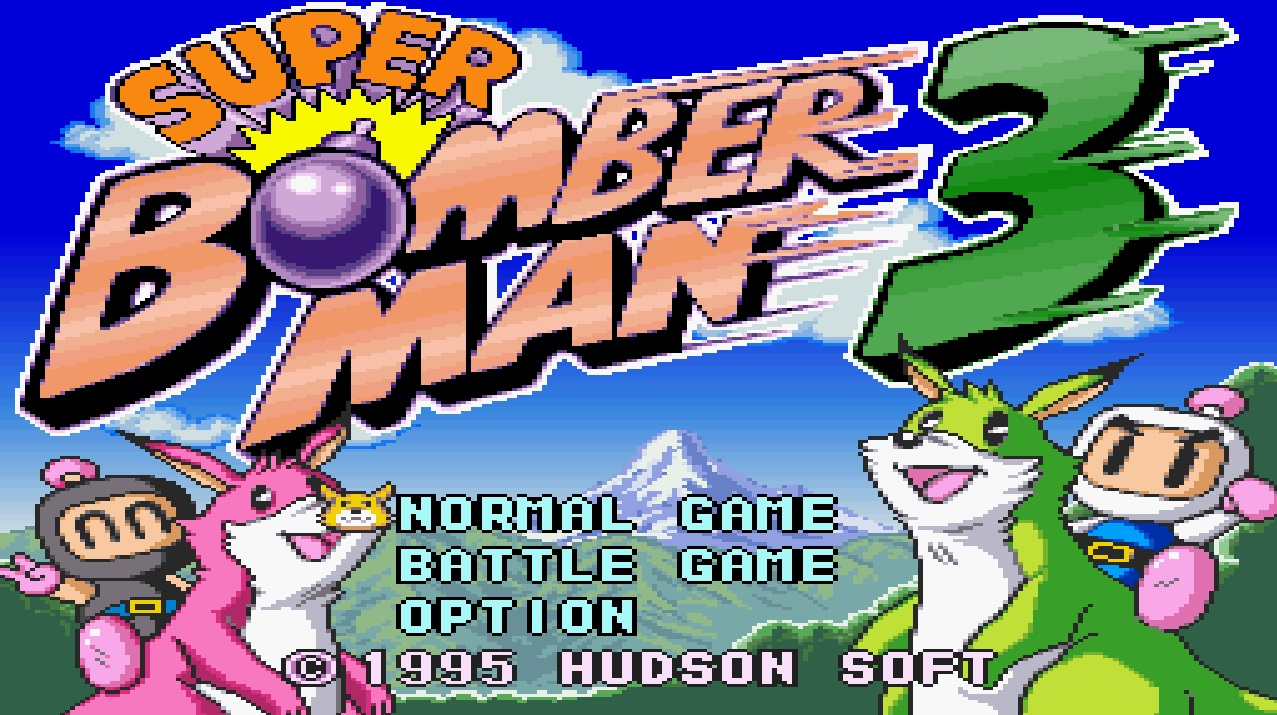 Resultado de imagem para super bomberman 3