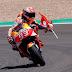 MotoGP: Márquez gana en Jerez y sus rivales se eliminan entre sí