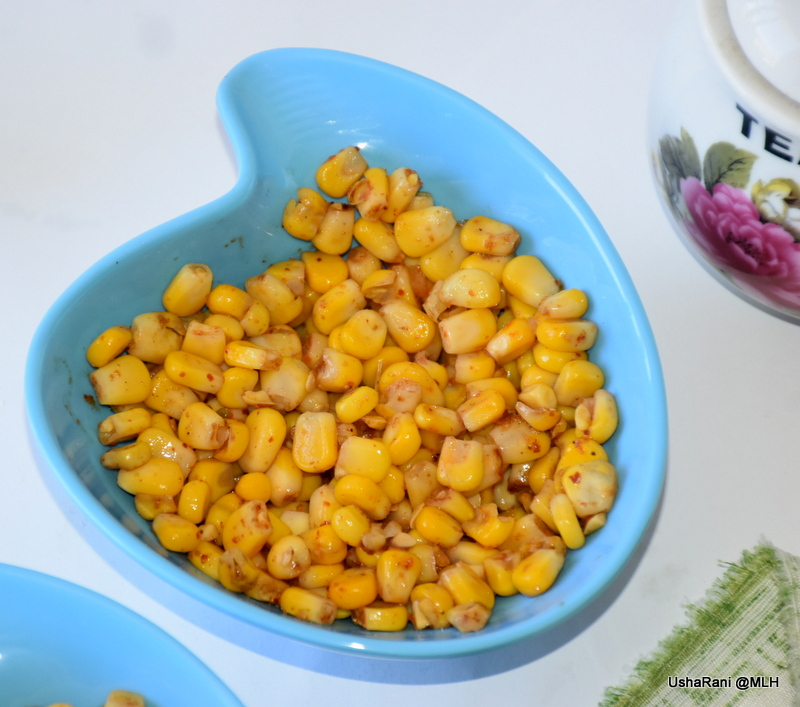 how to prepare sweet corn