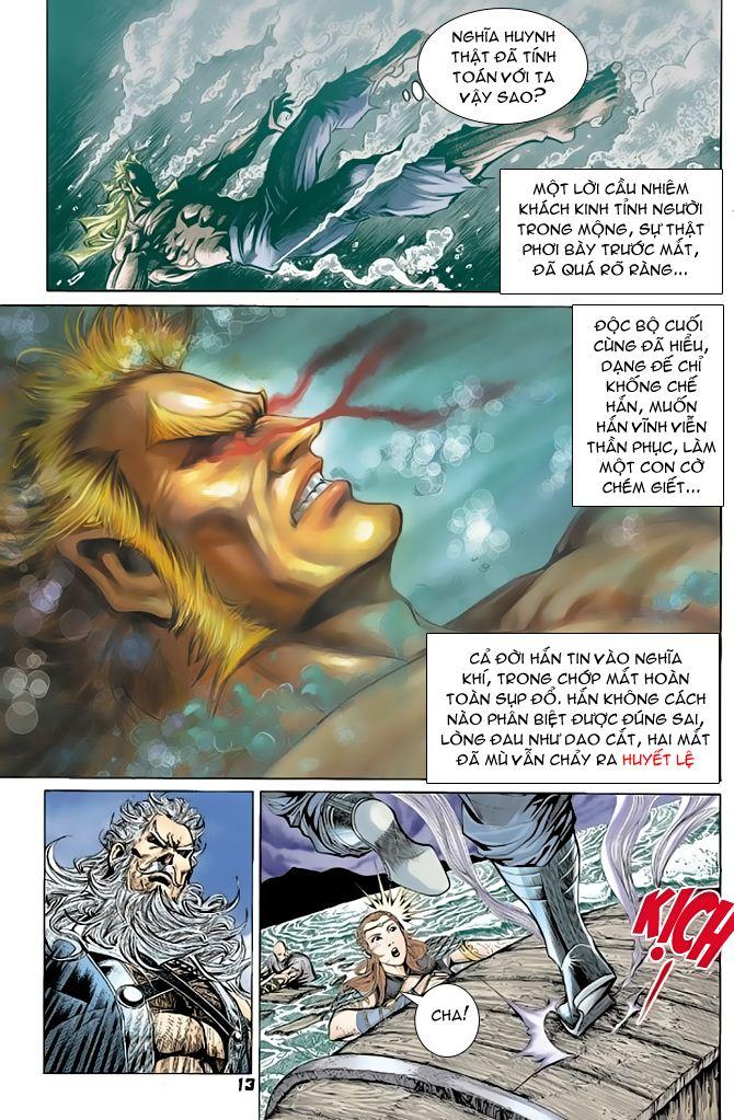 Đại Đường Uy Long chapter 63 trang 12