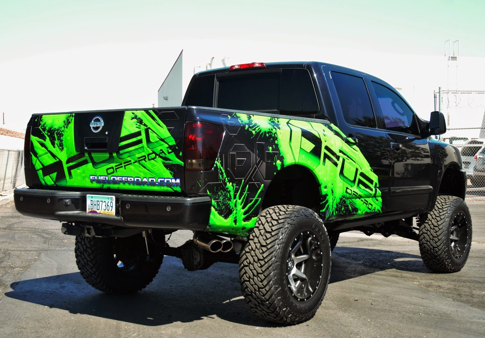 Vehicle Wraps And Screen Printing By Fast Trac Designs