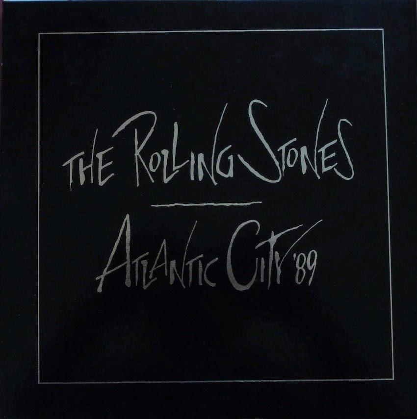 Bootleg Addiction Rolling Stones Atlantic City 89
